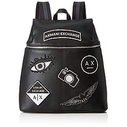 Armani Exchange Patchwork...