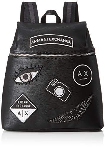 Armani Exchange - Patchwork Backpack