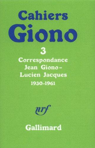 Correspondance (Tome 3 - 1930-1961)