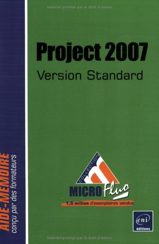 Project 2007 - version standard
