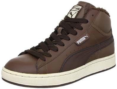 Puma Mid L Winter 349910, Unisex - Erwachsene Sportive Sneakers, Braun (carafe-demitasse brown 08), EU 40 (UK 6.5) (US 7.5)