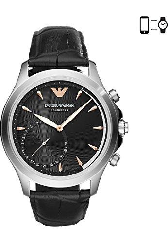 Preisvergleich Produktbild Emporio Armani Connected Hybrid Herren-Smartwatch ART3013