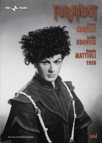 Puccini, Giacomo - Turandot (1958)
