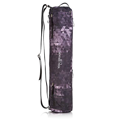 Yoga Design Lab YOGATASCHE Reisetasche für Matte (Tribeca Black)