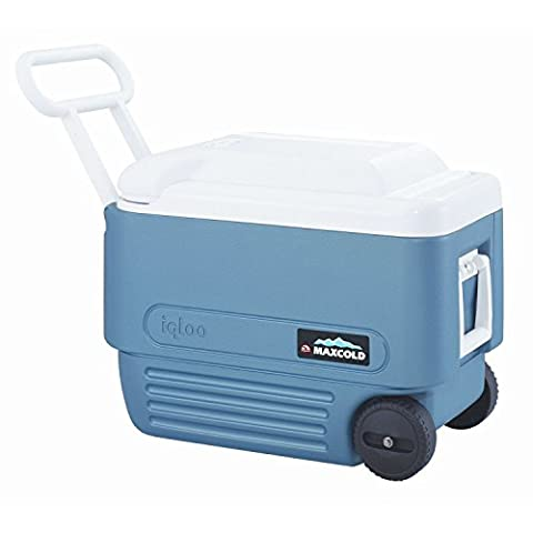 Igloo 40 Quart Maxcold Extended Performance Wheeled Cooler by Igloo Products Corp.