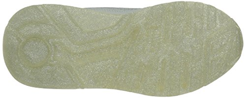 Le Coq Sportif Lcs R900 Sparkly, Scarpe da Ginnastica Basse Donna Grigio (Galet)