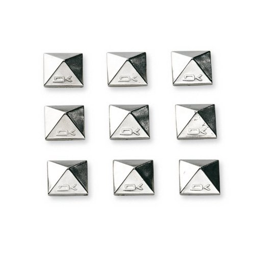 Chrome Pyramid Stud (DAKINE Stomp Pad Pyramid Studs)