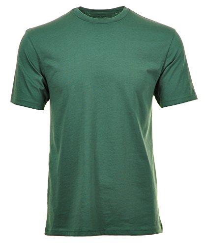 RAGMAN Herren RAGMAN T-Shirt rundhals Singlepack Moosgrün-365