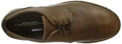 Rockport Lh2 Oxford, Chaussures à lacets homme Marron - Braun (DRIFTWOOD)