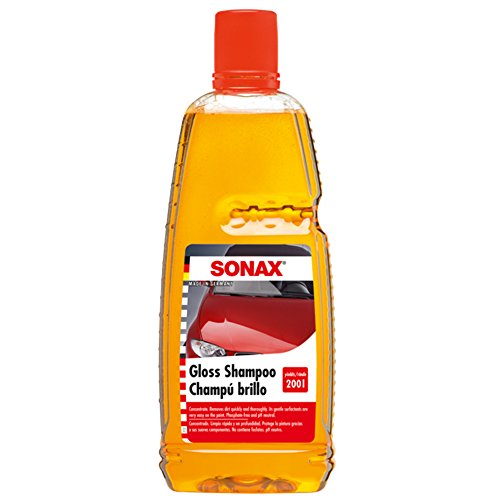 Sonax 314300 Gloss Shampoo Concentrate 1L - Yellow