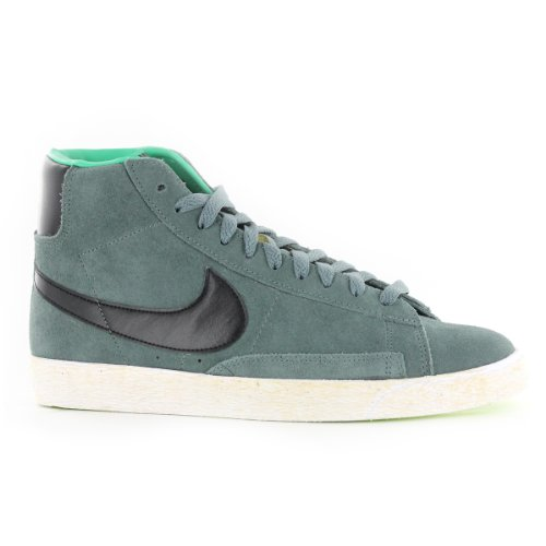 Nike 843937-002, Chaussures de Sport Homme Vert - Hasta/Black/Stadium Green/Volt