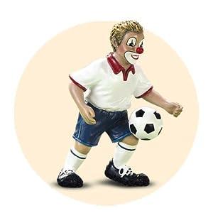 Gilde Clown Stürmer weiß/rot/blau SONDERPREIS !!!