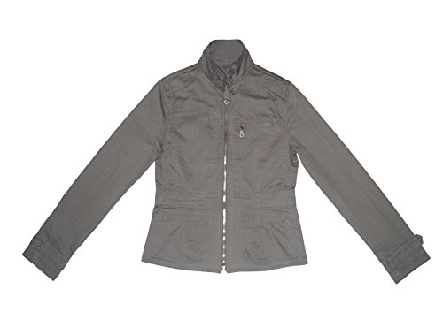 Sublevel - Blouson - Teddy - Femme X-Small Gris