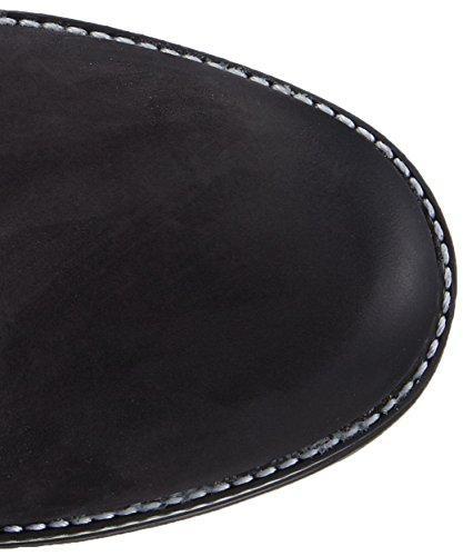 Tamaris 26247, Bottines Combat avec doublure intérieure chaude femme Noir - Schwarz (Black Comb 098)