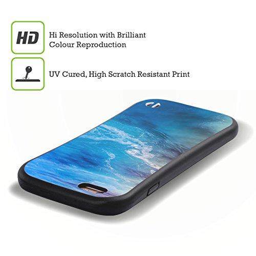 Ufficiale Haroulita Corrente 3 Santorini Mare Case Ibrida per Apple iPhone 6 / 6s Corrente 2