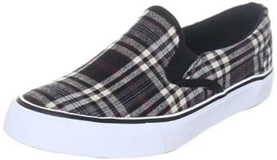 Red 3 833 247 833 247, Unisex - Kinder Sneaker, Schwarz (schwarz / rot 091), EU 30