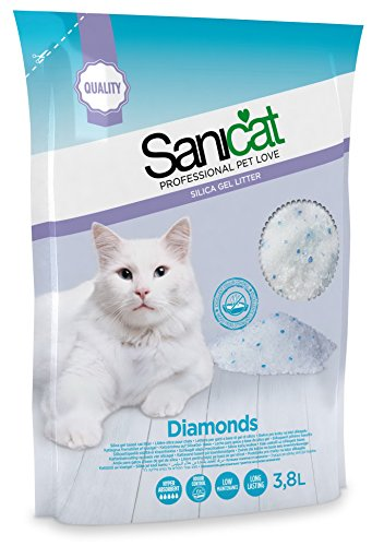 TOLSA D-10250 Sanicat Diamond Sílice Gel - 3.8 L