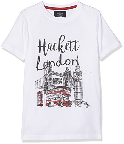 hackett-boys-london-bus-t-shirt-multicoloured-white-9-10-years-manufacturer-size-y09
