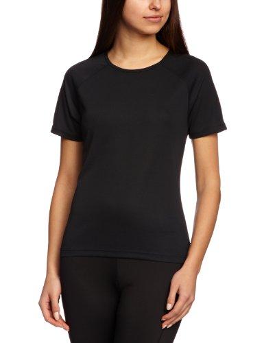 Berghaus Essential T-shirt à manches courtes et col rond pour femme noir - Noir