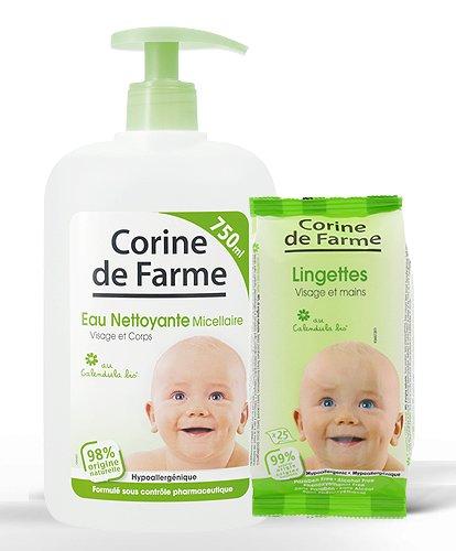 eau-nettoyante-micellaire-et-lingettes-visage-bebe