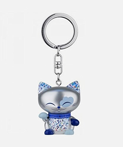 porte-cls-argent-mani-the-lucky-cat