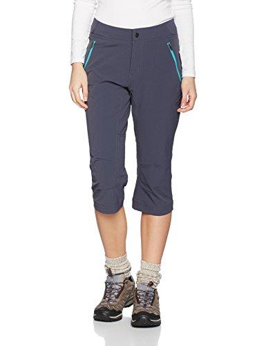 Columbia PASSO Alto Pantalon II genou Pantalon pour femme, femme, Passo Alto II India Ink/Miami