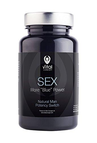 SEX - Natürliche Männer Langzeit-Ausdauerpille,Testosteron-Booster und Potenz Steigern. 60 Kapseln, 30 Tage. Mit Butea Superba, Tribulus Terrestris, L-Arginin und L-Carnitin. Ohne Nebenwirkungen.