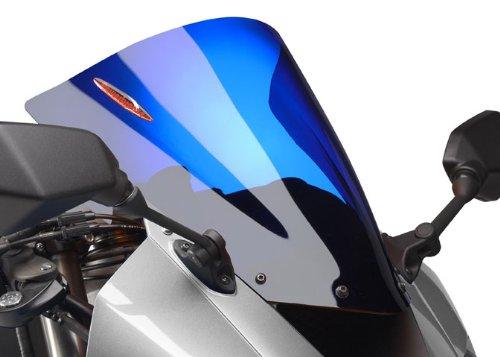 Aprilia RS412510–16/RSV4APRC 09–16/RSV4Factory 09–16/RS45014–16/RS450Replica 09–16/RS4125Replica 09–16/RSV4RF 15–16/blau Airflow Bildschirm