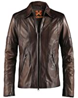 Wraith Mens Leather Jacket Made in Italy