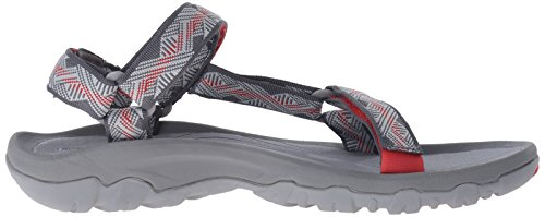 Teva Herren Hurricane Xlt M's Sport-& Outdoor Sandalen Grau (Geometric Grey/Red 899)