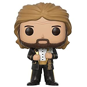 WWE Figura Mill Dollar Man Old School Funko 14254