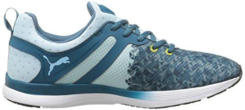 Puma Pulse Xt Graphic Hommes Synthétique Chaussure de Course Blue Coral-Clearwater