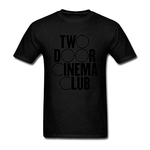 UKCBD - T-shirt - Homme - Noir - Medium