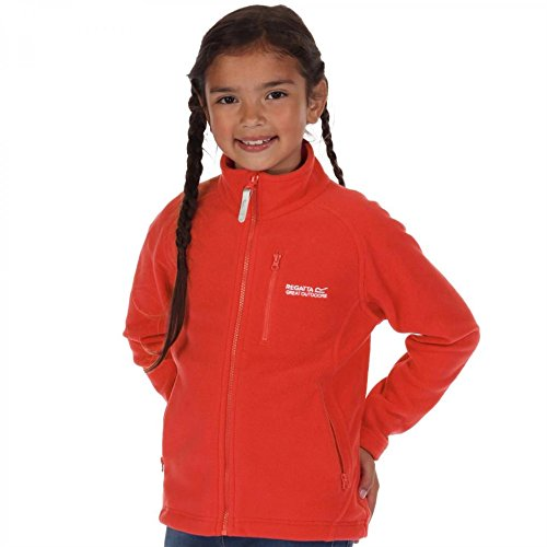 Regatta Marlin IV Jacket Kids Amber Glow Größe 164 2016 Outdoor Jacke