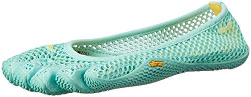 Vibram FiveFingers Damen VI-B Hallenschuhe, Türkis (Mint), 38 EU (Frauen Cross-training Schuhe)