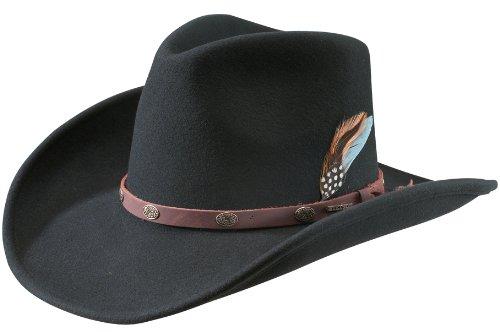 chapeau-belton-western-stetson-chapeau-de-feutre-s-54-55-noir