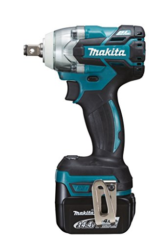 Preisvergleich Produktbild Makita Akku-Schlagschrauber 14,4 V/4,0 Ah im Makpac inklusive 2 Akkus und Ladegerät, DTW280RMJ