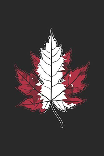 Die Maple Leaf Gardens (Canada - Maple Leaf: Dotted Bullet Notebook - Gift Idea For Canada Day Celebration)