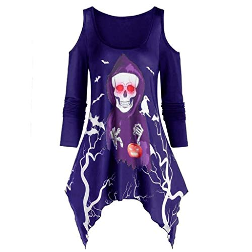 Peter Pan Familie Kostüm Ideen - Halloween T-Shirt Off Shoulder Tops Bluse
