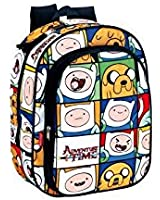 Adventure Time Finn and Jake Puzzle Junior Backpack