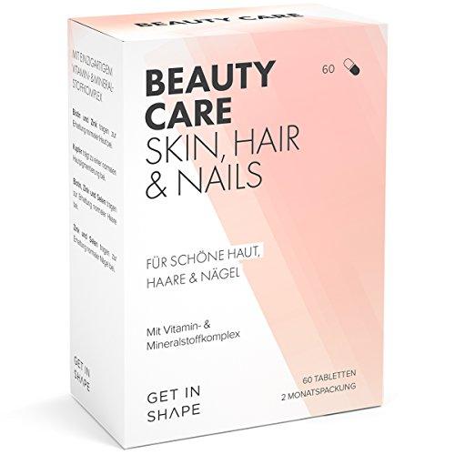 Beauty-Care-Kapseln von Get in Shape