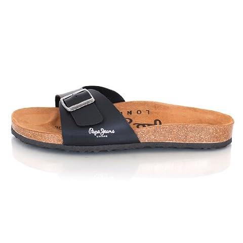 tongs pepe jeans bio noir
