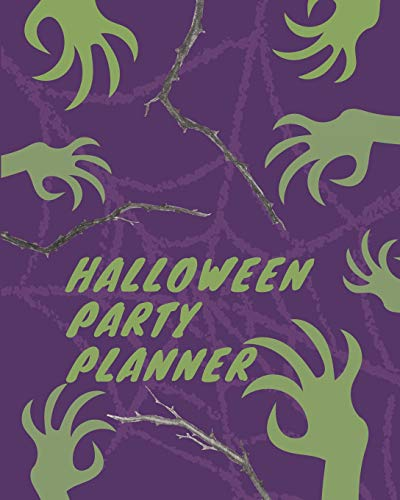 ner: Themed Event Planner + October Daily Planner Zombie ()