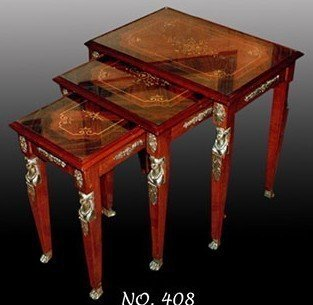 LouisXV Tisch Beistelltisch Barock Rokoko MoTa0408 antik Stil Massivholz. Replizierte Antiquitäten...