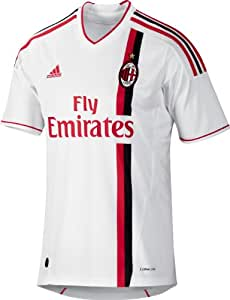 2011-12 AC Milan Adidas Away Football Shirt (Kids)
