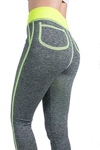 Weichunya Entrenamiento Las Mujeres Pantalones Correr