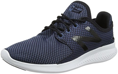 New Balance Ladies Fuel Core Coast V3 Scarpe Da Corsa Blu (navy / Nero)