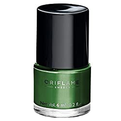 Pure Colour Nail Polish Mini (Serene Green)