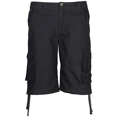 Preisvergleich Produktbild Planam Shorts Casual Sonora, Größe XL, schwarz, 3016056