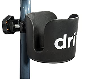 Universal Cup Holder For Wheelchairs